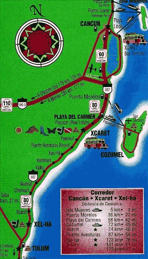 Cancun - Riviera Maya - Maexico